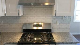 Kitchen Remodel Lighting + Electrical