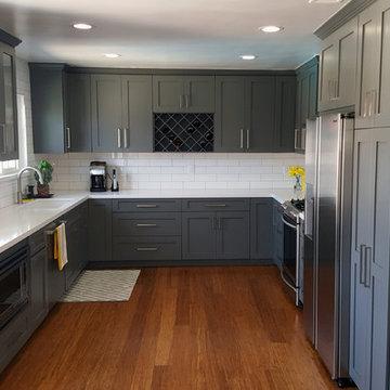 Kitchen Remodel - Long Beach CA