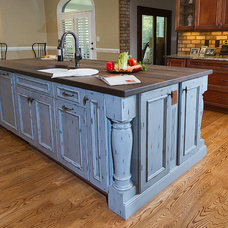 Transitional  by Marsh Kitchens