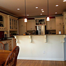 Traditional Kitchen by MC Designs