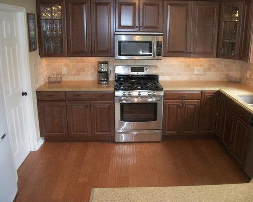 SaveEmail  Kitchen Remodel  Medina  OH. Kitchen Remodel  Medina  OH  6   Waypoint Cherry Cabinets