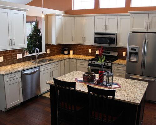 SaveEmail. Kitchen Remodel  Medina  OH  8   Waypoint Cabinets