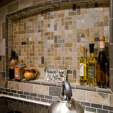 Traditional Kitchen by MODA FLOORS AND INTERIORS