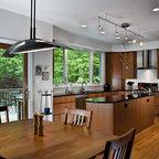 Pasadena Complete Home Remodel Contemporary Kitchen Los Angeles By Navarro Construction
