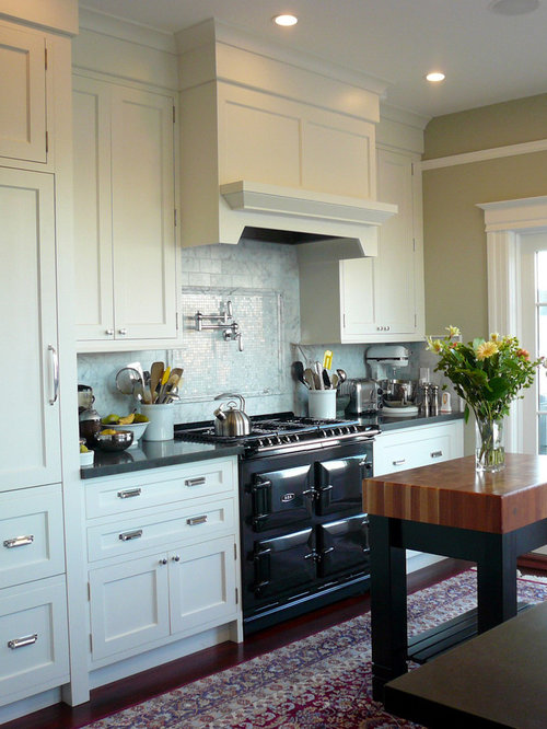 kitchen traditional kitchen idea in san francisco with shaker cabinets white cabinets white   aga kitchen aga kitchen design uk  aga kitchen design uk  country kitchen with      rh   nanagazspin ga