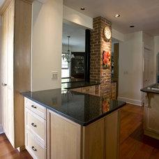 Kitchen by Nancy Finneson, AKBD, CAPS / DeMane Design