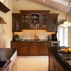 Mediterranean Kitchen by Neva B Interior Design