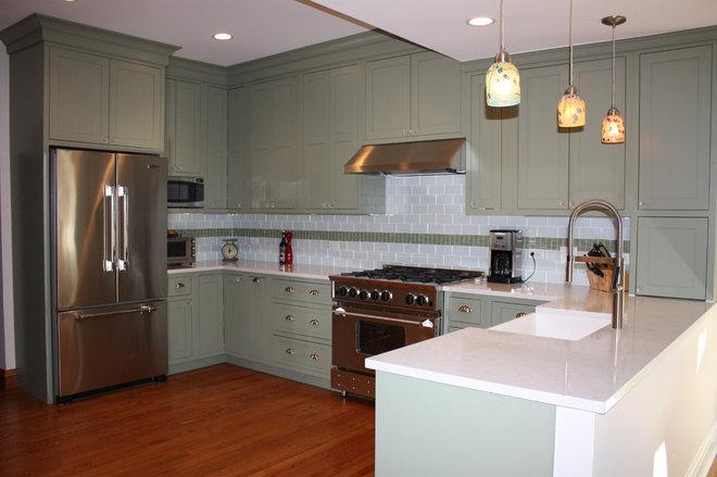 Traditional Kitchen Kitchen Remodel - nixit71