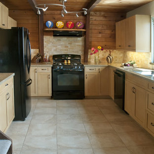 Kitchen Remodel on A-frame house