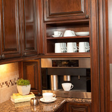 Traditional Kitchen by PB Interiors