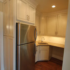 """""""Modern"""" Country Kitchen - Traditional - Kitchen - DC Metro - by Harry Braswell Inc."""