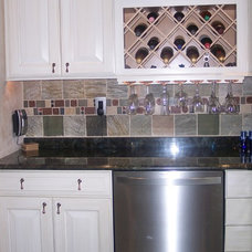 Traditional Kitchen by PHIL VALENCIA / VPI VALENCIA PAINTING INC.