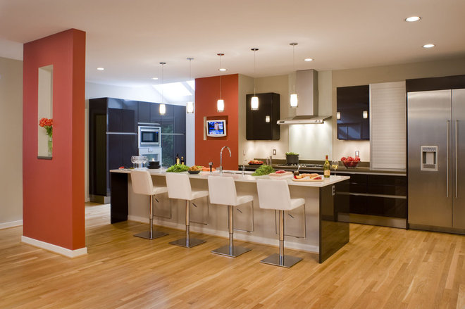 Contemporary Kitchen by CARNEMARK
