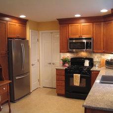 Traditional Kitchen by Remodel Cincinnati