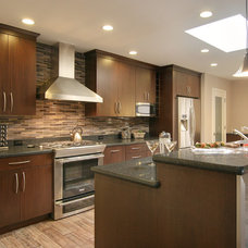 Contemporary Kitchen by RemodelWest