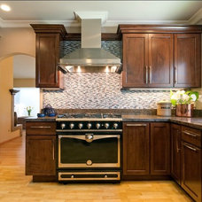 Traditional Kitchen by RemodelWest