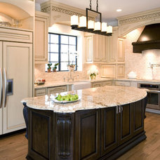Eclectic Kitchen by Richens Designs, Inc.