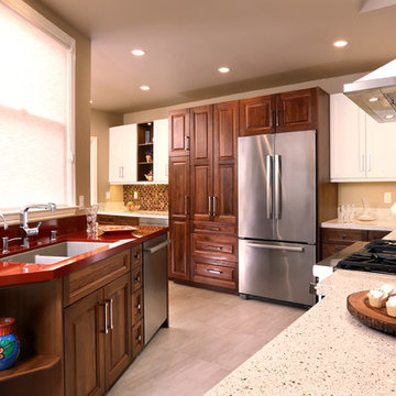 Kitchen Remodel / San Francisco , CA