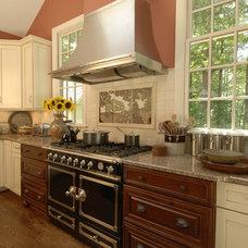 Kitchen by Steiner Design Interiors