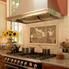 Traditional Kitchen by Steiner Design Interiors