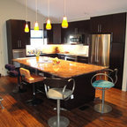 Kitchen Contemporary Kitchen New York By Paul Rice