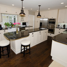 Traditional Kitchen by Stonebrook Design Build