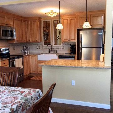 Kitchen Remodel, Sturbridge, MA