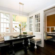 Traditional Kitchen by T E Design- Tiffany Eden Design