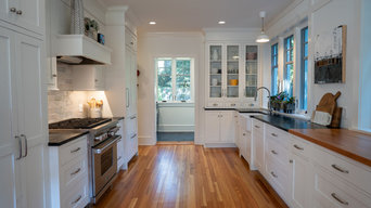 Kitchen Remodel to a West Chester Home Built in 1921