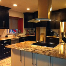 Traditional Kitchen by Transitions Remodeling