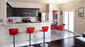 Kitchen Remodel View