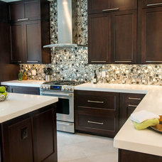 Traditional Kitchen by Cabinets Extraordinaire
