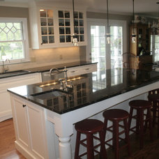 Traditional Kitchen by Steward Creations Inc.
