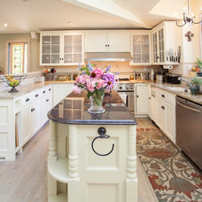 Traditional Kitchen by ZANDO Designs INC