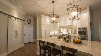 Kitchen Remodelbarn door
