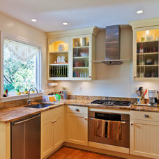 Traditional Kitchen by Artistic Design Build
