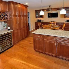 Traditional Kitchen by Contemporary Remodeling