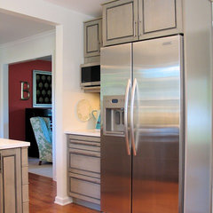 eclectic kitchen by Wrightworks, LLC
