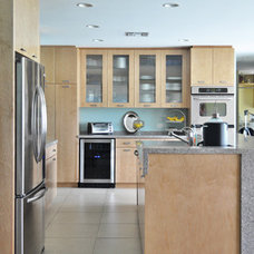 Contemporary Kitchen by Pankow Construction - Design/Remodeling - PHX, AZ