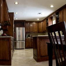 Modern Kitchen by Remodeling by Joseph