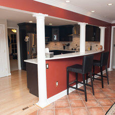 Traditional Kitchen by Eurodesignremodel.com