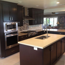 Contemporary Kitchen by Home Remodeling by U.S. Developer & Property Inc.