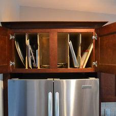 Contemporary Kitchen by Designing Richmond
