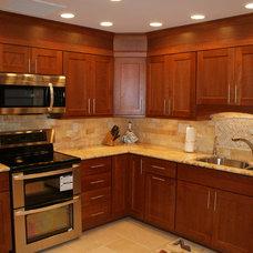 Mediterranean Kitchen by Mitera Construction & Remodeling