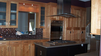 Kitchen Remodeling Project we completed in Novi, Mi
