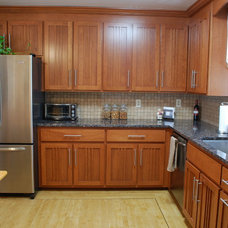Traditional Kitchen Kitchen Remodeling with Cabinet Refacing