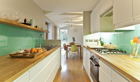 How to Make Your Galley Kitchen Work Better