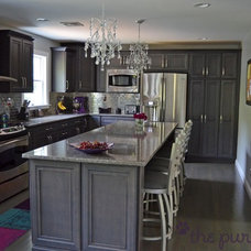 Eclectic Kitchen Kitchen Remodel~McCarthy