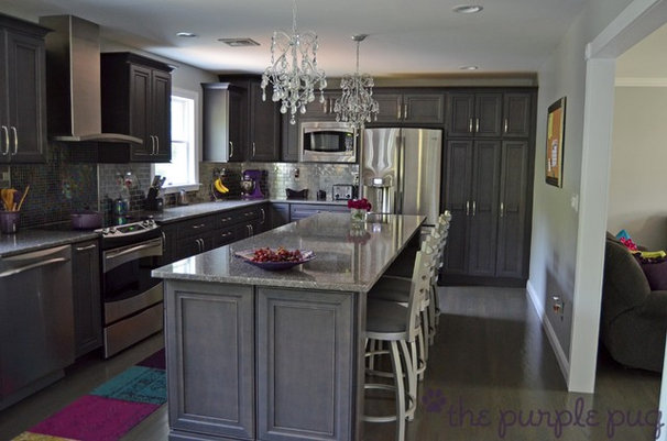 Eclectic Kitchen Kitchen Remodel~McCarthy