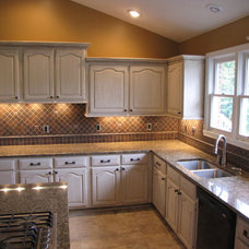 Traditional Kitchen by BBG Construction